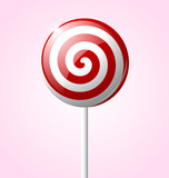 Sweet lollipop