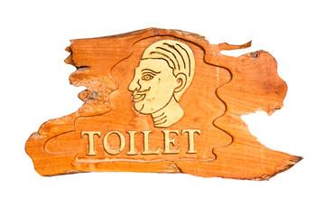 Restroom signs for men