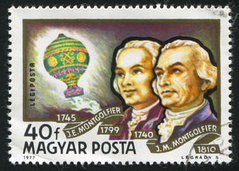 Montgolfier Brothers
