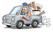 Plumber Service Van
