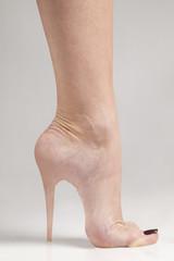 piede a spillo