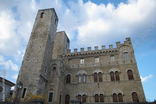 palace in Ascoli Piceno