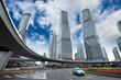 shanghai pudong downtown landscape
