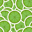 Green lime seamless background
