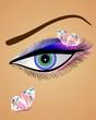 oko i motyle