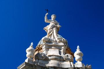 Cattedrale di Palermo, Sicilia, Italia, dettaglio