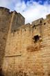 détail des fortifications d'Aigues mortes