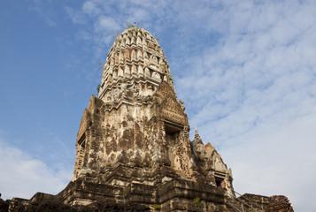 Ruin of Ayutthaya