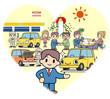 Heart-Car dealer