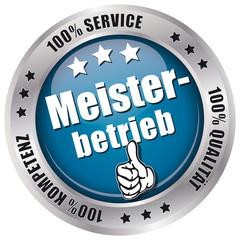 Meisterbetrieb - 100% Service, Qualität, Kompetenz