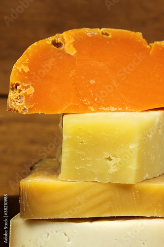 Cheese kinds