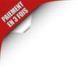 Seitenecke rot links PAIEMENT EN 3 FOIS