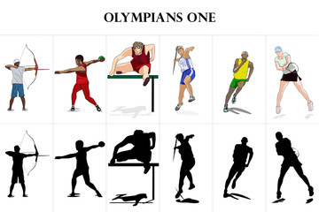Olympians One