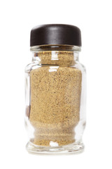 Bottle with seasonings