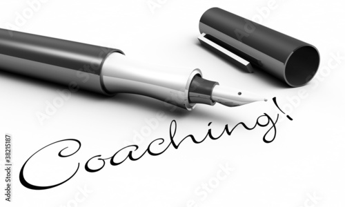 Coaching! - Stift Konzept