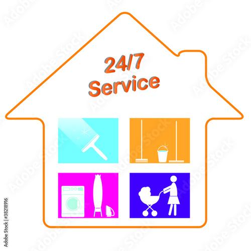 Haus Dienstleistungen