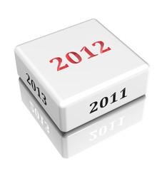 3D 2012 symbol