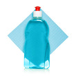 washing liquid and sponge
