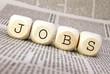 Jobs Kleinanzeigen Konzept
