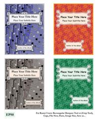 Ebook covers (aspect ratio 8,5 : 11)