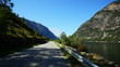 Road travel in Norway