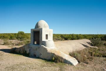 Heritage cistern