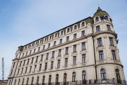 hotel in Bucharest