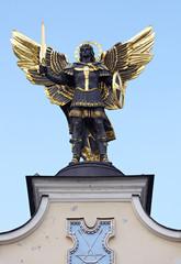 Archangel Michael Saint patron of Kiev