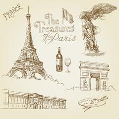 france, paris collection