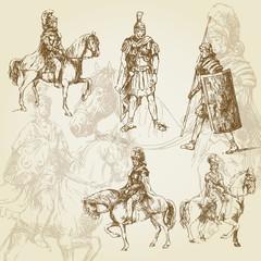 legionary - hand drawn collection