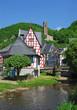 das bekannte Filmdorf Monreal in der Eifel