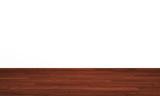 Holzboden an Wand - Eiche Alt