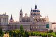 Madrid street view