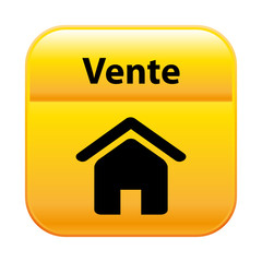 Icône section ventes immobilières