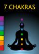 meditazione, chakras
