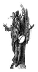 Menestrel Middle Ages