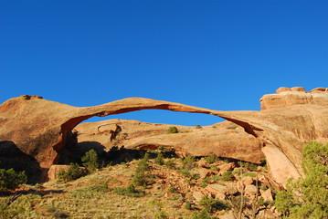 landscape arch - arches national park