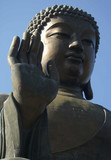 Big Buddha of Hong Kong - Lantau Island