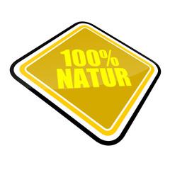schild schräg v2 100% natur I