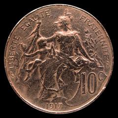 France coin