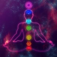 Human chakrasystemet