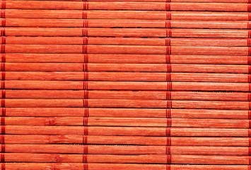 Bamboo orange background