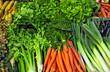 Mercato di Nizza, verdure ed ortaggi