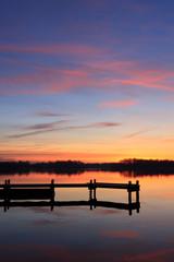 Jetty sunrise