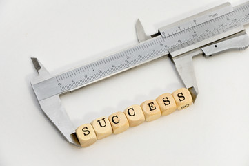 Succes Erfolg messen