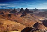 Sahara Desert, Hoggar mountains, Algeria