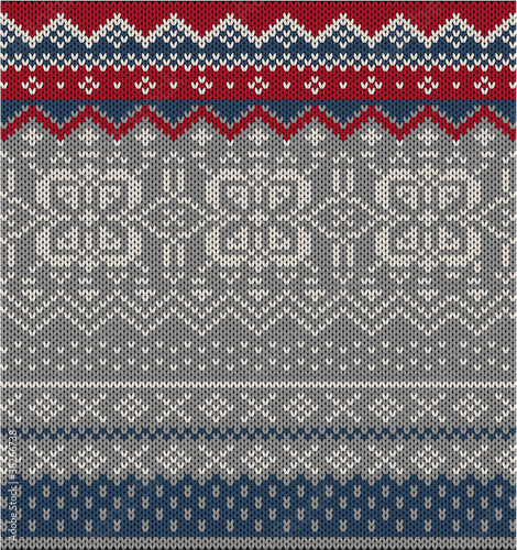Nordic Knitting Patterns Free :