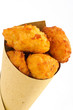 Frittelle di riso, take away