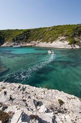 Bonifacio navigare, Corsica