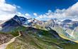 Fototapeten,großglockner,berg,himmel,österreich